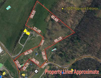 Broadway Lots & Land For Sale: Vetters Rd
