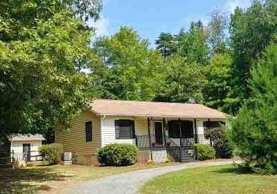 Fluvanna County Single Family Home For Sale: 557 Jefferson Dr
