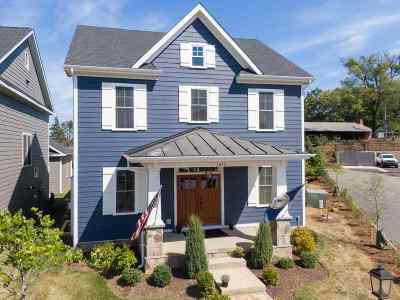 Charlottesville Single Family Home For Sale: 1653 Riverwalk Xing