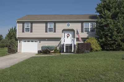 Weyers Cave Single Family Home For Sale: 23 Clayton Ct