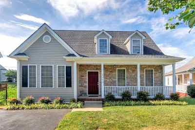 Albemarle County Single Family Home For Sale: 1340 Amber Ridge Rd