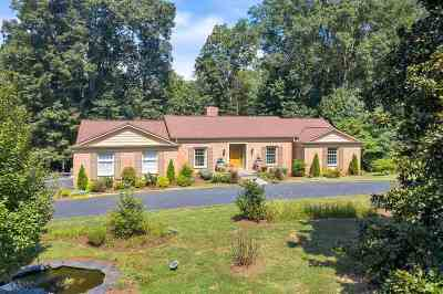 Albemarle County Single Family Home For Sale: 366 Normandy Dr