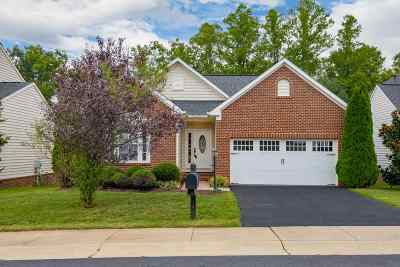 Louisa County Single Family Home For Sale: 20 Chestnut Ln