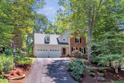 Charlottesville Single Family Home For Sale: 1105 River Oaks Ln