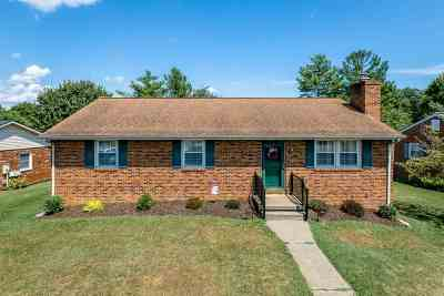 Waynesboro Single Family Home For Sale: 1716 Caraway Ct