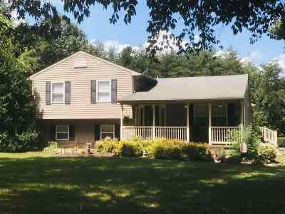 Barboursville Single Family Home For Sale: 13092 Evergreen Ave
