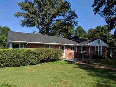 Madison County Single Family Home For Sale: 211 Cedar Hill Rd