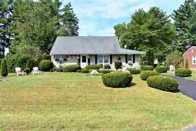 Waynesboro Single Family Home For Sale: 206 Robin Rd