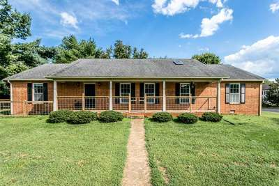 Rockingham County Single Family Home For Sale: 211 Holly Hill Dr