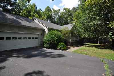Fluvanna County Single Family Home For Sale: 1 Mulligan Dr