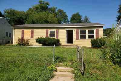 Staunton VA Single Family Home For Sale: $55,900