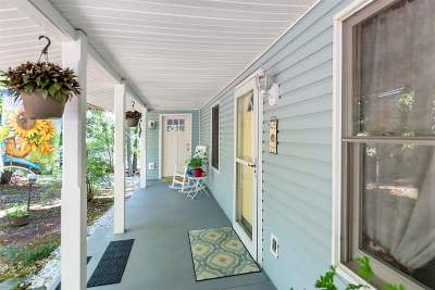 Fluvanna County Single Family Home For Sale: 23 Woodlawn Dr