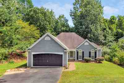 Charlottesville Single Family Home For Sale: 1603 Stoney Creek Dr