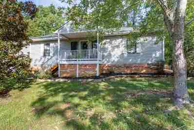 Fluvanna County Single Family Home For Sale: 361 Jefferson Dr
