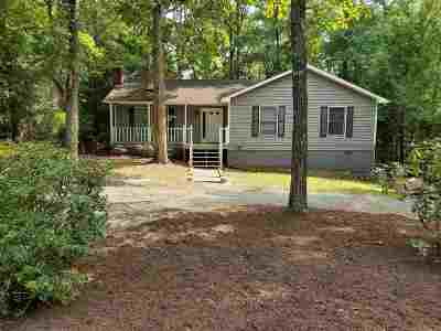 Fluvanna County Single Family Home For Sale: 864 Jefferson Dr