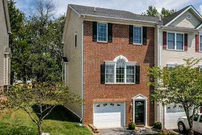 Rockingham VA Townhome For Sale: $205,000