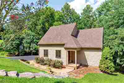 Charlottesville Single Family Home For Sale: 1721 Stoney Creek Dr