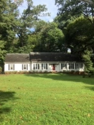 Charlottesville Single Family Home For Sale: 3403 N Indian Spring Rd
