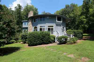 Nelson County Single Family Home For Sale: 2986 Adial Rd