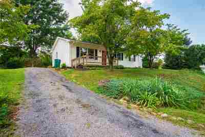 Timberville VA Single Family Home For Sale: $159,900
