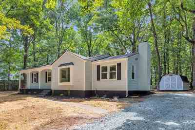 Albemarle County Single Family Home For Sale: 4873 Three Chopt Rd
