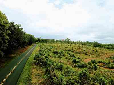 Buckingham County Lots & Land For Sale: Lot 3 Correctional Center Rd