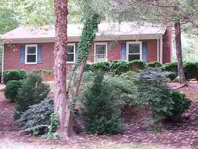 North Garden Single Family Home For Sale: 4140 Monacan Trail Rd