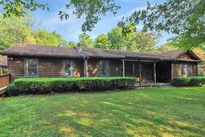 Barboursville Single Family Home For Sale: 13130 Albano Rd