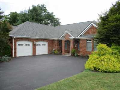 Daleville VA Single Family Home For Sale: $420,000