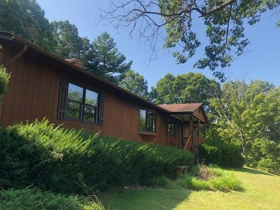 Augusta County Single Family Home For Sale: 36 Miss Phillips Rd