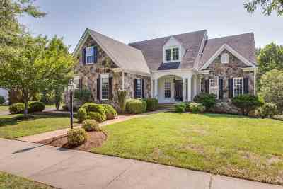 Single Family Home For Sale: 3298 Turnberry Cir