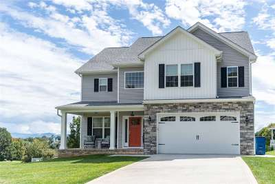 Rockingham County Single Family Home For Sale: 3885 Cadet Ct