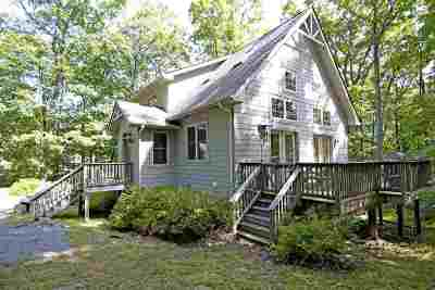Nelson County Single Family Home For Sale: 20 Pedlars End