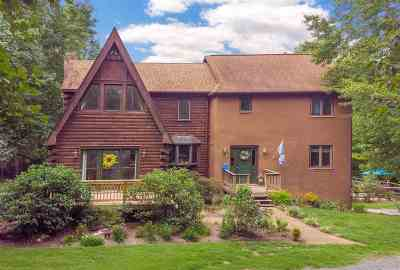 Barboursville Single Family Home For Sale: 3687 Burnley Station Rd