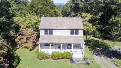 Charlottesville Single Family Home For Sale: 3936 Watts Passage
