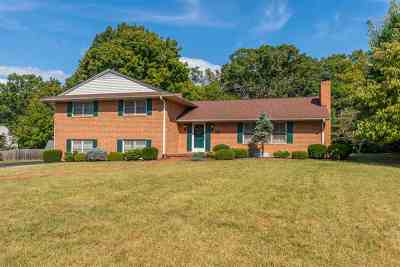 Waynesboro Single Family Home For Sale: 850 Hawthorne Ln