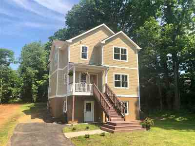 Charlottesville Single Family Home For Sale: 132 Franklin St