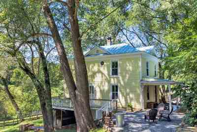 Afton Single Family Home For Sale: 8979 Dick Woods Rd