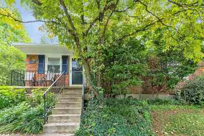 Charlottesville Single Family Home For Sale: 616 McIntire Rd