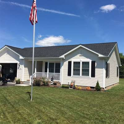 Rockingham County Single Family Home For Sale: 402 10th St