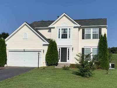 Barboursville Single Family Home For Sale: 35 Elizabeth Dr