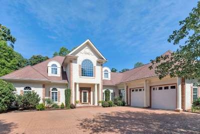 Glenmore (Albemarle) Single Family Home For Sale: 3164 Darby Rd