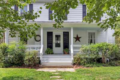 Crozet Single Family Home For Sale: 1369 Lanetown Rd
