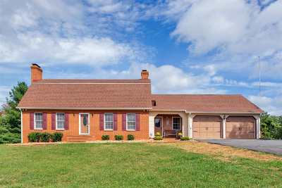 Charlottesville Single Family Home For Sale: 1760 Lambs Rd