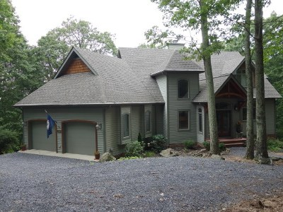 Nelson County Single Family Home For Sale: 88 Bear Run