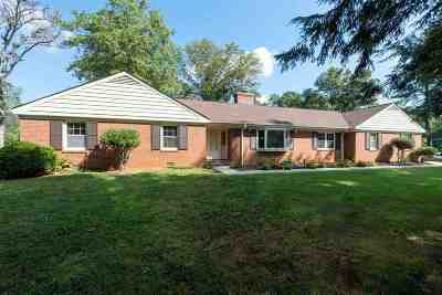 Charlottesville Single Family Home For Sale: 2420 Williston Dr