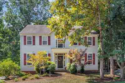 Charlottesville Single Family Home For Sale: 2763 Cricklewood Ct