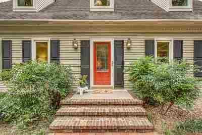 Charlottesville Single Family Home For Sale: 4800 Mahonia Dr