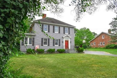 Waynesboro Single Family Home For Sale: 1764 W Main St