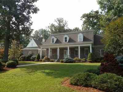 Augusta County Single Family Home For Sale: 1767 Goose Creek Rd